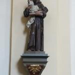 Statue des Hl. Antonius