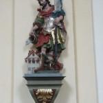 Statue des Hl. Florian
