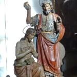 Statue des Hl. Johannes des Täufers