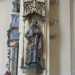Statue des Hl. Petrus