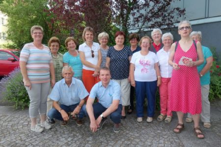 Dankesfeier der Caritas Haussammler