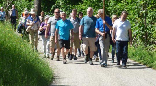 Fußwallfahrt nach Hilkering