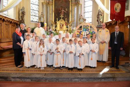 Heilige Erstkommunion 2019