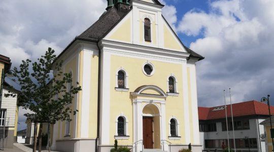 Lockerungen für Gottesdienste