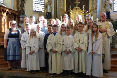 Mini-Messe am Sonntag, 18. Oktober 2020