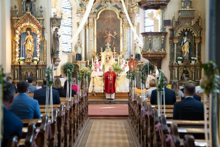 Heilige Firmung - Sonntag 9. Mai 2021