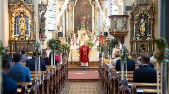 Heilige Firmung - Sonntag 9.5.2021