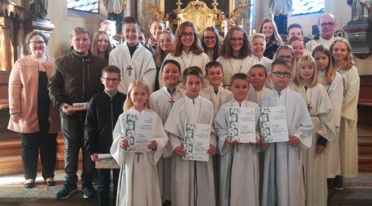 Mini-Messe am 17. Oktober 2021